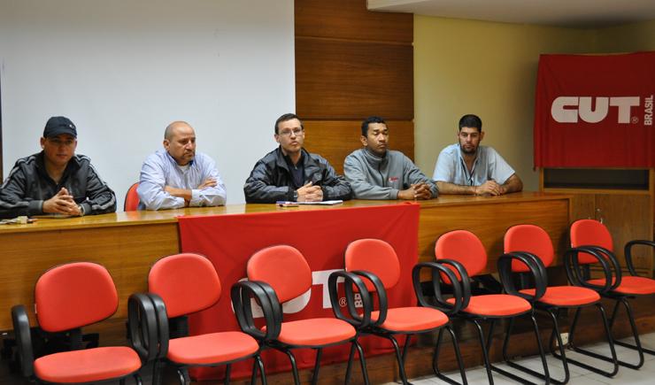 Imagem de Porto Alegre: Rodoviários denunciam perseguição dos patrões