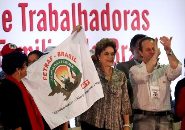 """Imagem de Dilma: """"Mais do que nunca está claro o caráter golpista e conspiratório desse governo"""""""