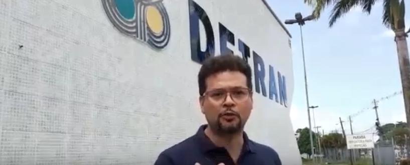 Imagem de Servidores do Detran no Pará farão protesto contra a Reforma da Previdência do governador Helder Barbalho nesta segunda-feira (23)