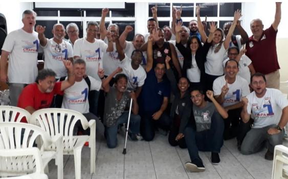 Imagem de CNTTL parabeniza vitória da Chapa 1 da CUT na eleição do Sindicato dos Portuários do Espírito Santo