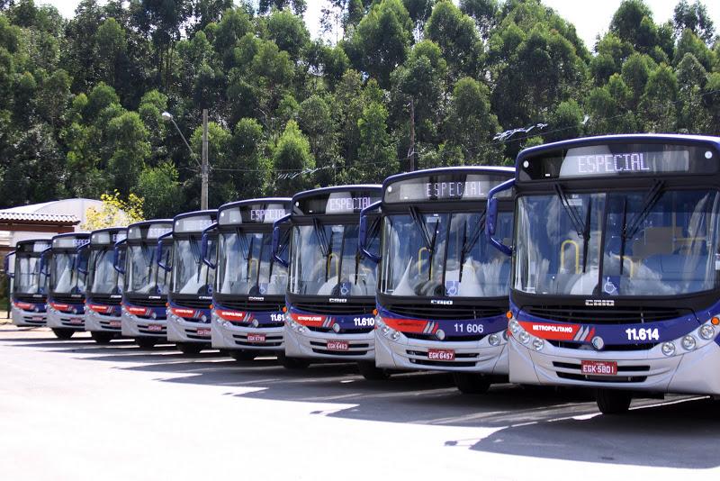 Imagem de Tatuí (SP): Sem pagamento, rodoviários na Piracema entram em greve