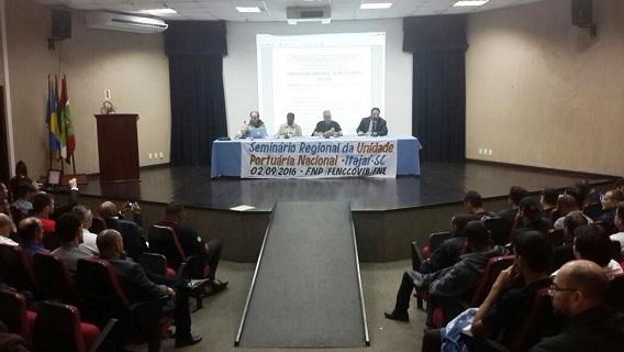 Imagem de Vitória: Portuários na região Sudeste realizam Encontro nesta sexta-feira (14)