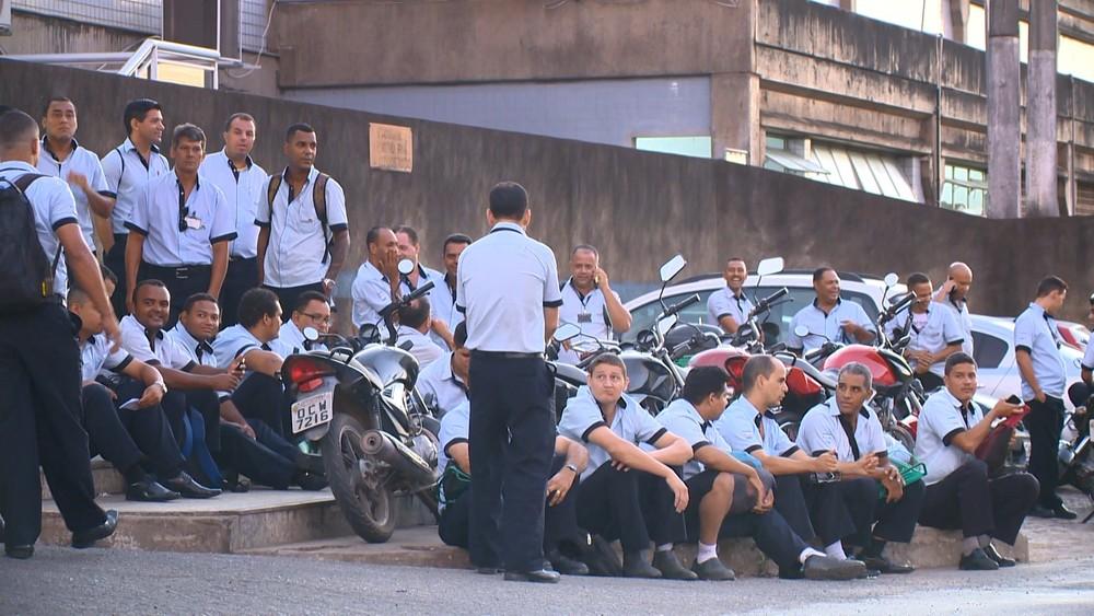 Imagem de Vitória (ES): Motoristas e cobradores na Santa Zita cruzam os braços
