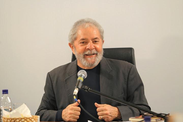 """Imagem de Lula sobre 2018: """"Entrarei no jogo se for o único capaz de evitar retrocessos"""""""