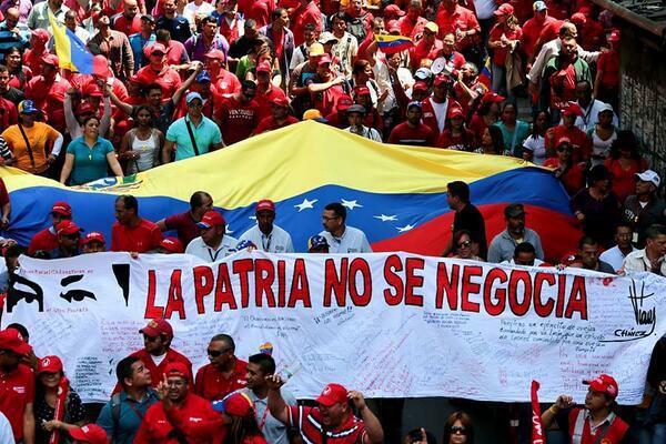 Imagem de Venezuela: Encontro Mundial contra o Imperialismo reúne sindicatos e movimentos sociais de vários países