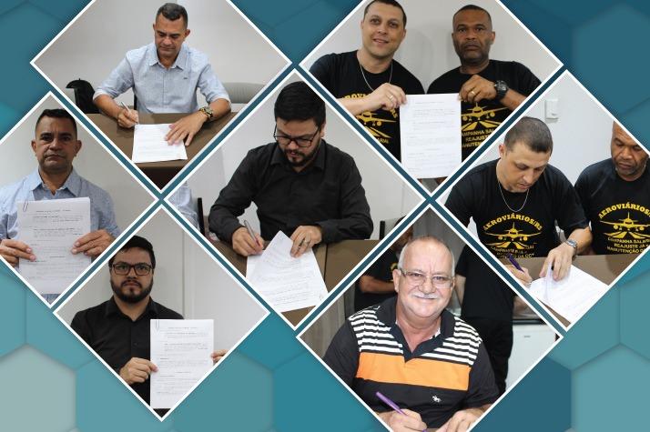 Imagem de Campanha Salarial: Aeroviários da FENTAC/CUT conquistam novos direitos e mantêm garantias históricas na Convenção Coletiva de Trabalho 2018/2019