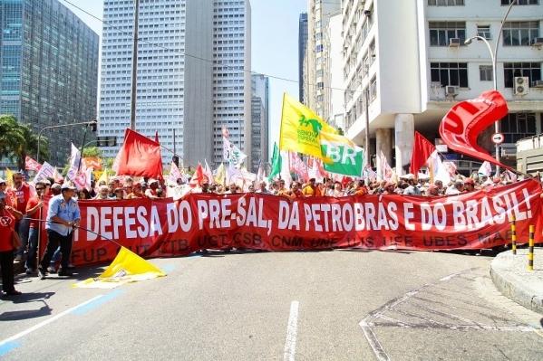 Imagem de Pacote de maldades do Congresso quer tirar pré-sal da Petrobras