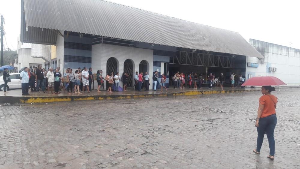 Imagem de #GreveGeral Natal amanhece sem ônibus