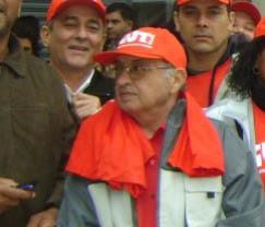 Imagem de CNTTL lamenta morte do companheiro dirigente do Sindviários, Osmar Torres