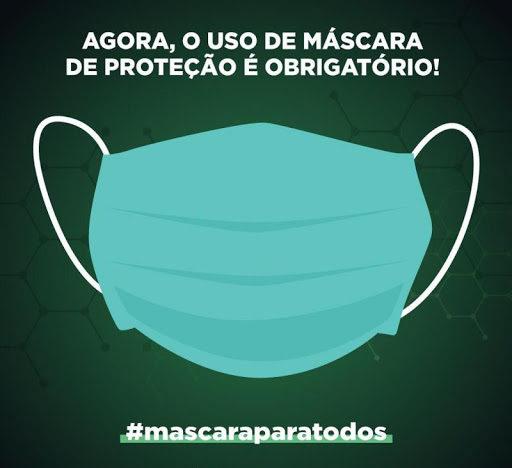 Imagem de Governo de SP determina uso obrigatório de máscaras a partir do dia 7