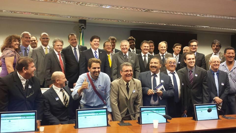 Imagem de Fórum Permanente: Câmara lança Comissão que definirá Marco Regulatório do Transporte de Cargas