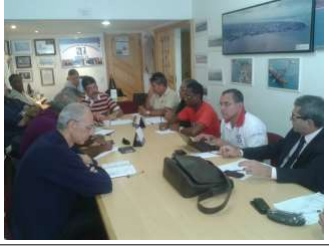 Imagem de Brasília: Federação e Sindicatos dos Portuários definem medidas para solucionar o Portus