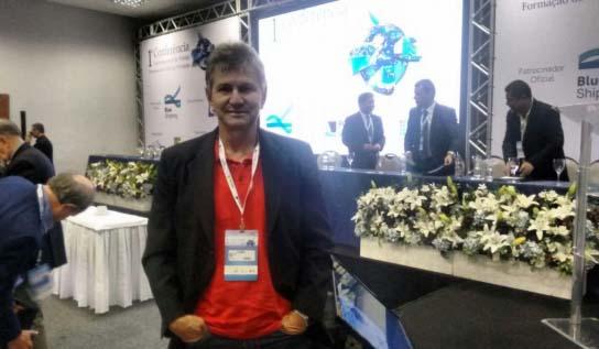 """Imagem de Espírito Santo: Portuários participam da 1ª Conferência Internacional de Portos """"Transporte Marítimo Portuário - Desafios e Expectativas"""""""