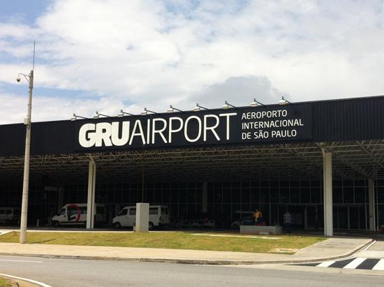 Imagem de Guarulhos: Aeroportuários entram na Justiça por adicional de periculosidade