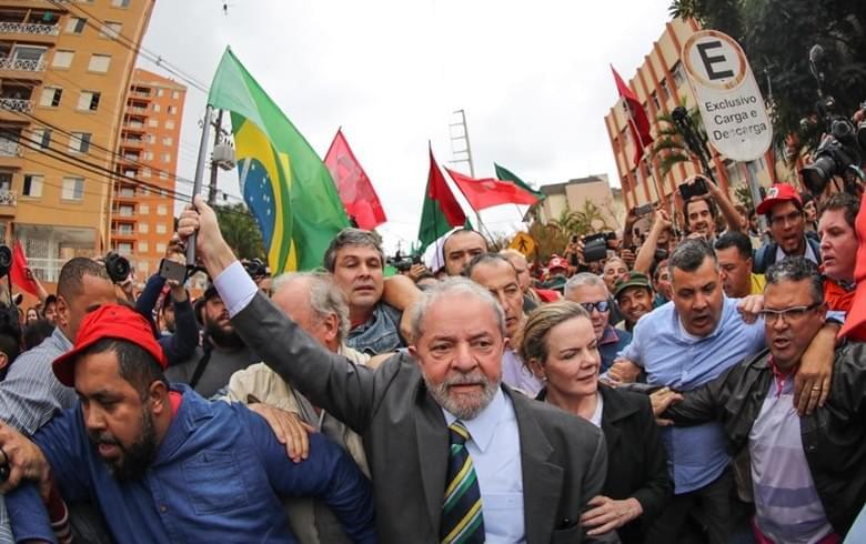 Imagem de Entidades internacionais de trabalhadores estarão no julgamento de Lula