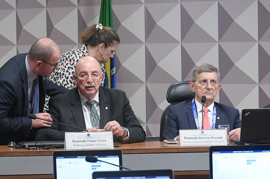 Imagem de Comissão Mista aprova MP do Frete Mínimo para caminhoneiros