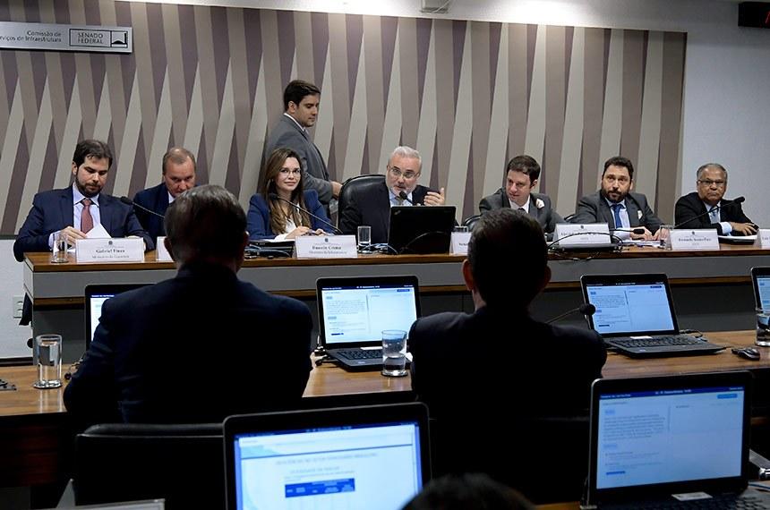 Imagem de Brasília: CNTTL defende modelo ferroviário que alavanque a economia