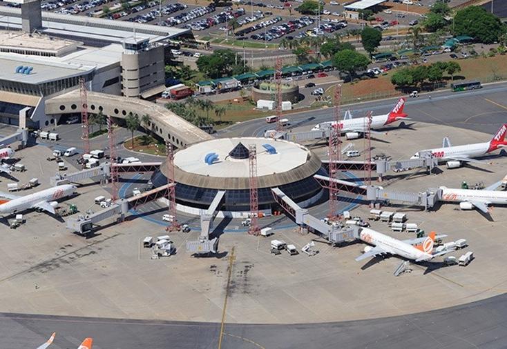 Imagem de Sancionada lei que autoriza criação de empresa pública de navegação aérea