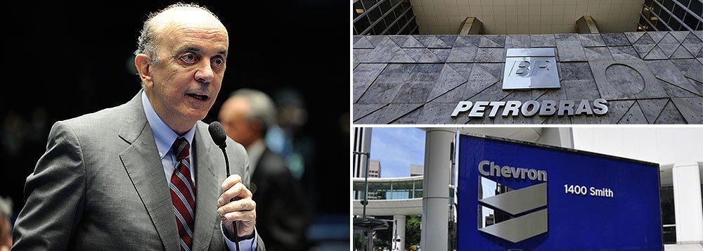 Imagem de Modo Tucano: Serra sugere privatização da Petrobras