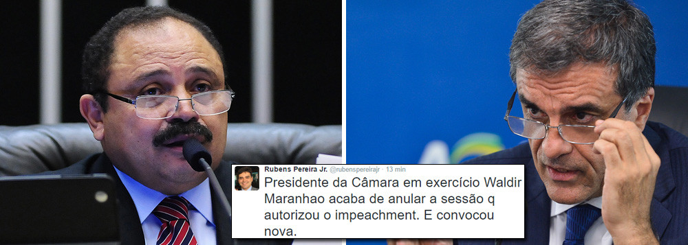 Imagem de Vitória da Democracia: Maranhão anula sessão que aprova Impeachment