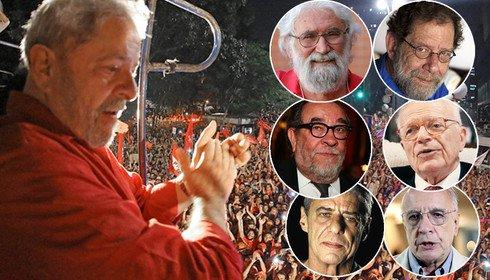 Imagem de Intelectuais fazem manifesto e pedem a candidatura Lula
