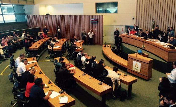 Imagem de Brasília: Luta dos companheiros rodoviários têm apoio dos deputados