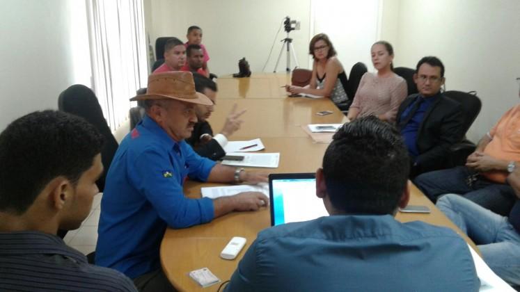 Imagem de Rondônia: Rodoviários participam de mediação no MTE para debater reajuste salarial dos trabalhadores em cargas