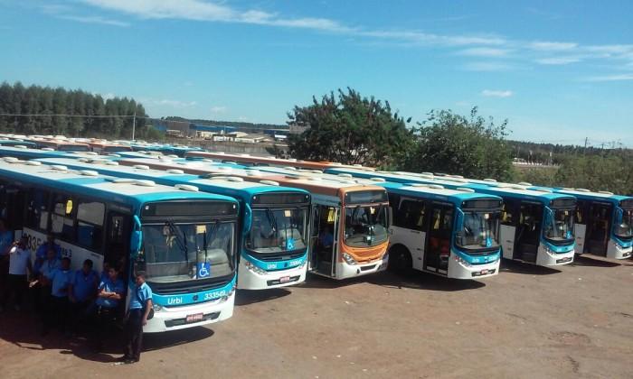 Imagem de Brasília: Sem acordo, rodoviários decidem manter paralisação parcial