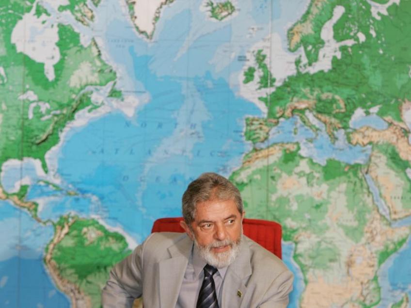 Imagem de Carta de Lula denuncia para governantes do mundo golpe parlamentar brasileiro