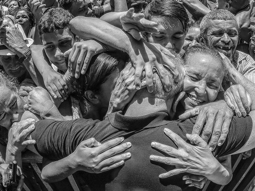 Imagem de Lula é o presidente mais votado da História da humanidade