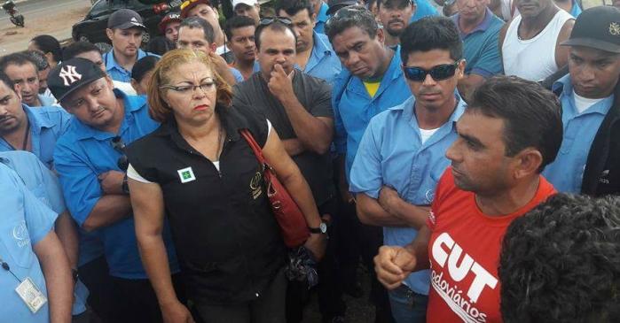Imagem de Brasília: Situação dos rodoviários na Cootarde gera conflitos, mas luta segue firme