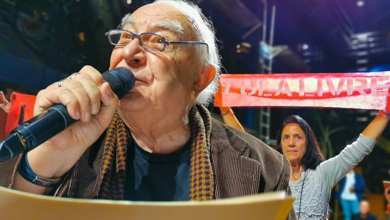 Imagem de Cultura em luto: CNTTL lamenta morte do grande ator e companheiro de lutas Sergio Mamberti