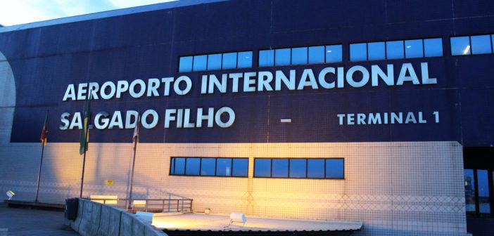 Imagem de Porto Alegre: Aeroviários que vão ao trabalho de moto têm vagas no estacionamento cortadas pela Fraport