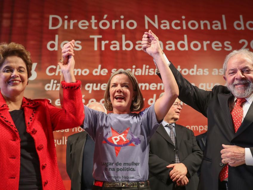 """Imagem de Lula: """"Não vamos dar trégua enquanto não tivermos as Diretas"""