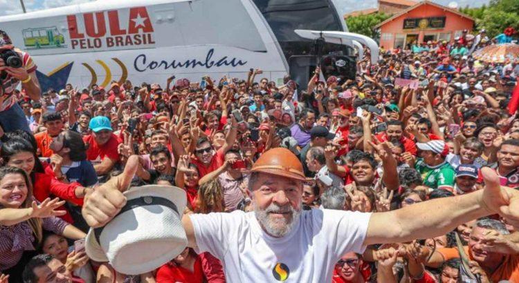 Imagem de Dia de mobilização em defesa de Lula e da democracia acontece neste sábado (13) em todo país