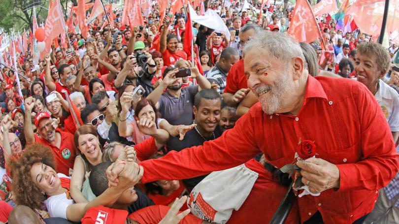 Imagem de Lula é o candidato mais forte nas eleições 2018