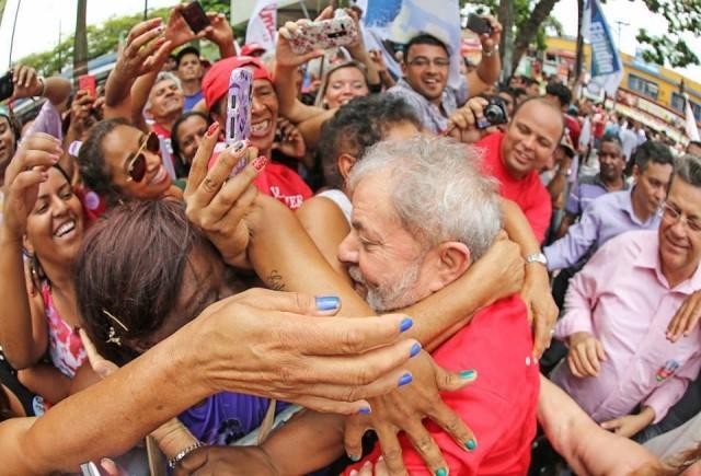 Imagem de Datafolha: Povo quer Lula em 2018 e cai apoio ao impeachment