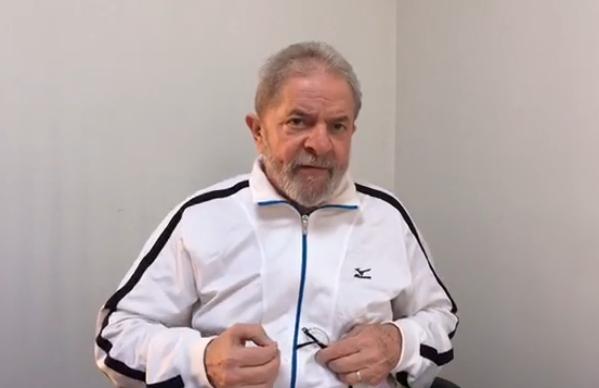 """Imagem de Lula : """"Reforma trabalhista é uma bomba de Hiroshima"""""""
