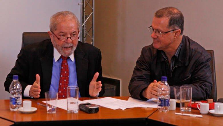 """Imagem de Lula: """"Reforma da Previdência remonta aos tempos da escravidão"""""""