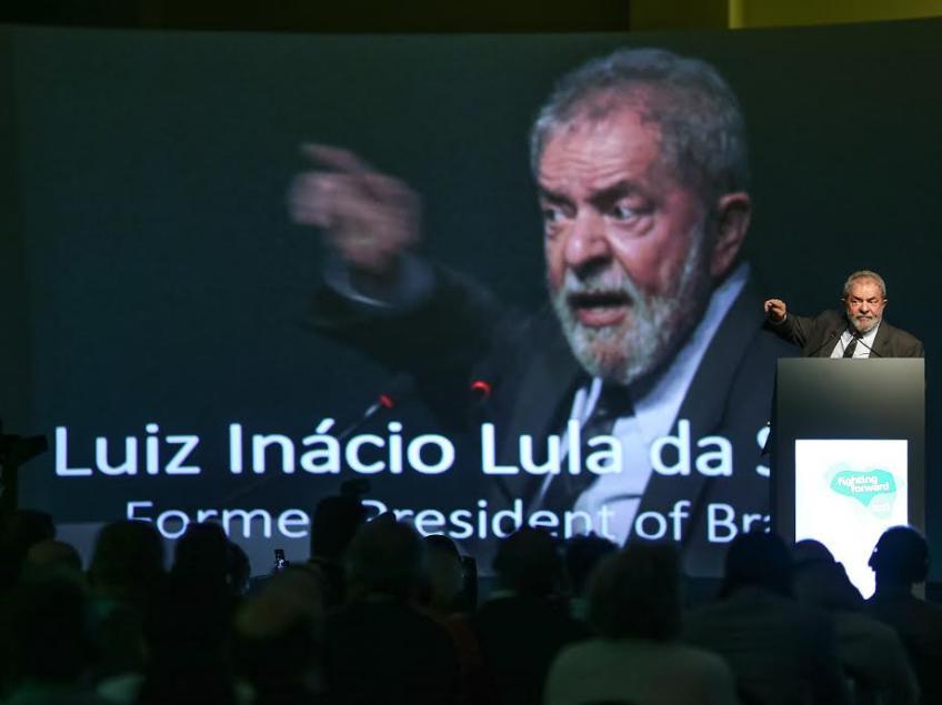 Imagem de Lula: