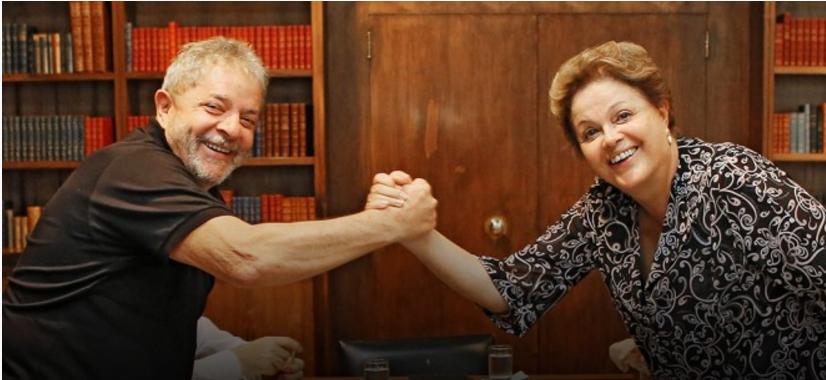 """Imagem de Dilma: """"Vinda de Lula fortalece o governo"""""""