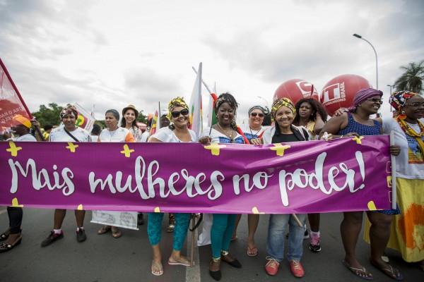 Imagem de Democracia precisa de mais mulheres na política