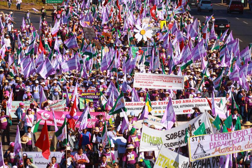 Imagem de 5ª Marcha das Margaridas começa no dia 11