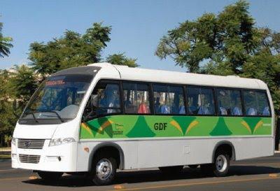 Imagem de Brasília: Após pressão, rodoviários nas cooperativas conquistam 10% de reajuste salarial
