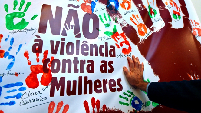 Imagem de Em dois anos cresceu 61% número de mulheres vítimas da violência doméstica