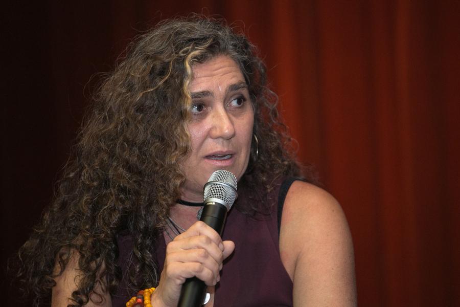 Imagem de Cineasta Anna Muylaert dedica prêmio a Lula e Dilma