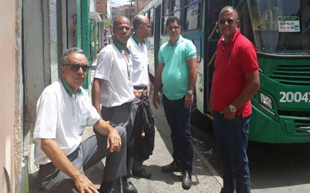 Imagem de Bahia: Sindicato dos Rodoviários garante segurança dos trabalhadores em bairros de Salvador