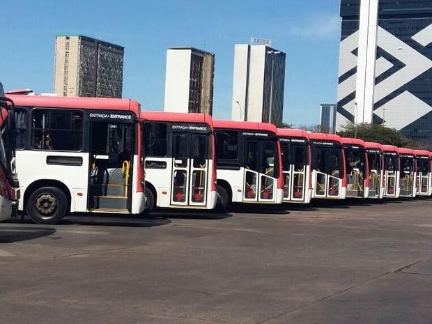 Imagem de Brasília: Rodoviários podem cruzar os braços nesta quarta (21)