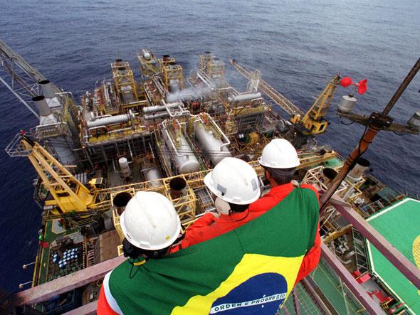Imagem de Petrobras tem lucro de R$ 5,3 bilhões no 1º trimestre