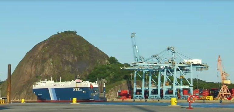 Imagem de Espírito Santo: Portuários no Terminal de Vila Velha encerram greve e conquistam benefícios